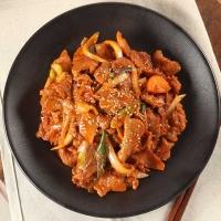 자연별곡 육식당 맵싹 제육볶음 400g*2팩 (4인분)